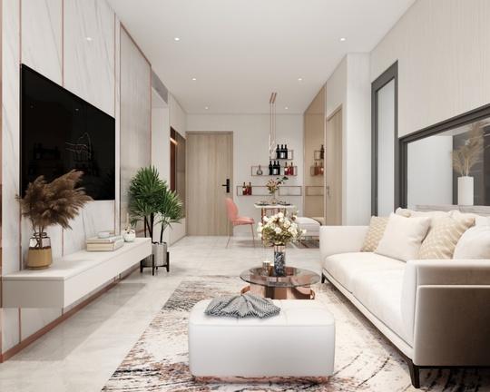 Chỉ 2,9 tỉ đồng sở hữu căn hộ 2 phòng ngủ tại D-Aqua - Ảnh 1.