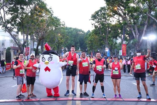 Giải Marathon Quốc Tế TP.HCM Techcombank mùa thứ 4: Sải bước trên đường chạy vượt trội - Ảnh 3.