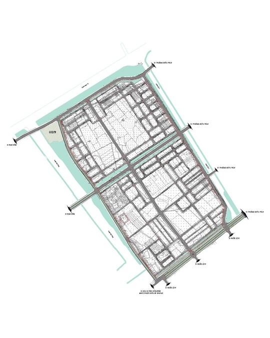 Sự đồng bộ và nhất quán của dự án The New City - Ảnh 2.