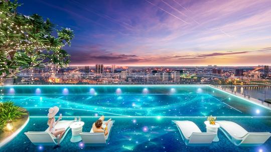 Chỉ 2,9 tỉ đồng sở hữu căn hộ 2 phòng ngủ tại D-Aqua - Ảnh 3.