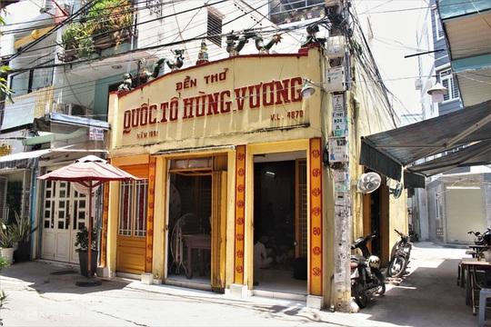 Khám phá 3 ngôi đền thờ vua Hùng ở TP HCM - Ảnh 7.