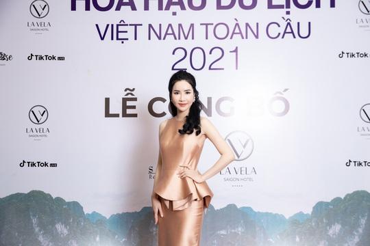 Hoa hậu Du lịch Việt Nam Toàn cầu 2021 chính thức khởi động - Ảnh 3.