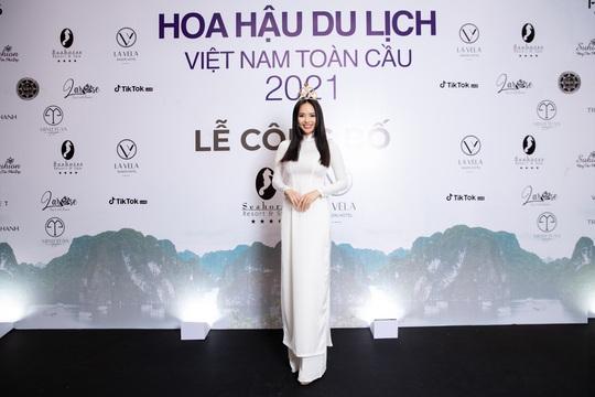 Hoa hậu Du lịch Việt Nam Toàn cầu 2021 chính thức khởi động - Ảnh 4.