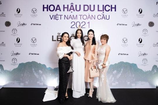 Hoa hậu Du lịch Việt Nam Toàn cầu 2021 chính thức khởi động - Ảnh 1.
