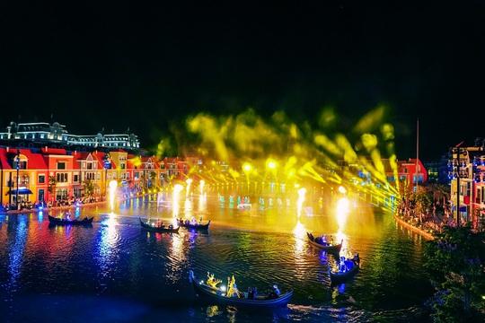 Vingroup khai trương siêu quần thể nghỉ dưỡng, vui chơi, giải trí tại Phú Quốc - Ảnh 5.