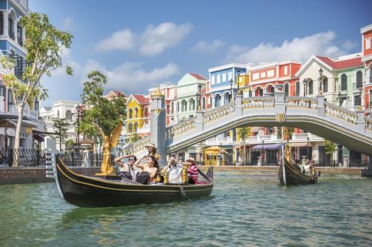 Vingroup khai trương siêu quần thể nghỉ dưỡng, vui chơi, giải trí tại Phú Quốc - Ảnh 4.
