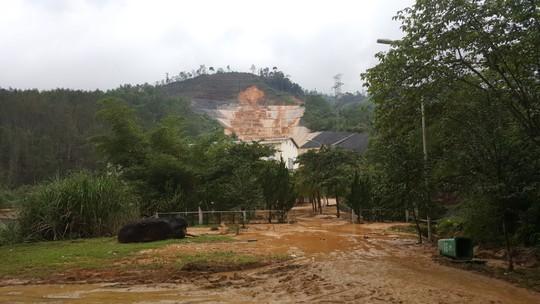 Thủy điện A Lưới chưa thể hoạt động trở lại sau vụ vỡ đường hầm áp lực - Ảnh 1.