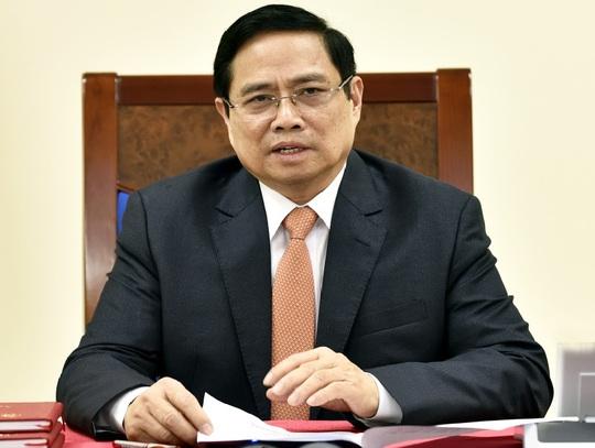 Thủ tướng Phạm Minh Chính dự Hội nghị các Nhà Lãnh đạo ASEAN - Ảnh 1.