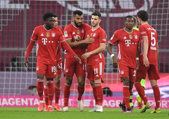 Bayern Munich dồn sức cho ngôi vương Bundesliga - Ảnh 1.