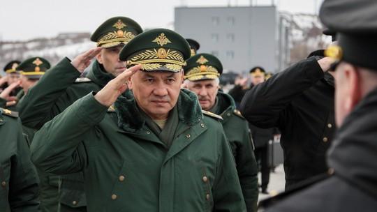 Nga bất ngờ tuyên bố rút quân khỏi biên giới Ukraine - Ảnh 1.