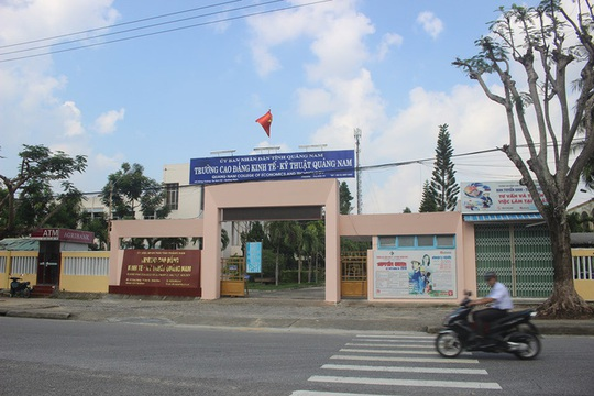 Quảng Nam gộp 6 trường cao đẳng, trung cấp thành một - Ảnh 1.