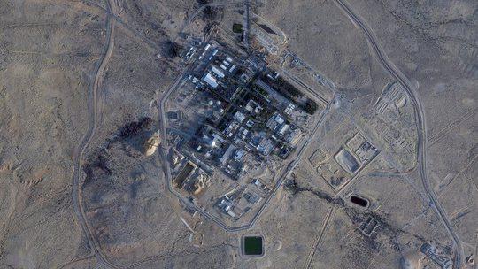 Tên lửa Syria rơi xuống gần lò hạt nhân, Israel lập tức trả đũa - Ảnh 1.