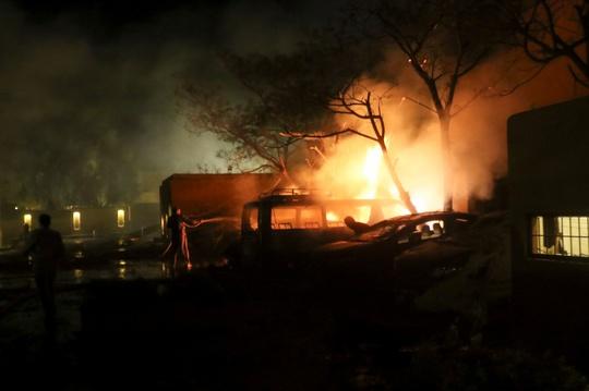 Pakistan: Đánh bom khách sạn có Đại sứ Trung Quốc - Ảnh 3.