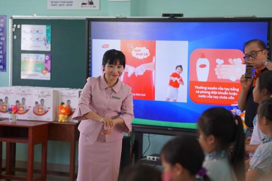 Giáo án điện tử trường học xanh - sạch - khỏe Việt Nam - Ảnh 1.