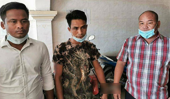 Tướng Campuchia bị bắt vì đưa lậu 28 người Trung Quốc ra khỏi Phnom Penh - Ảnh 1.