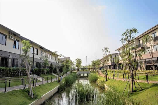 Nhà phố, biệt thự Long An hấp dẫn nhà đầu tư - Ảnh 4.