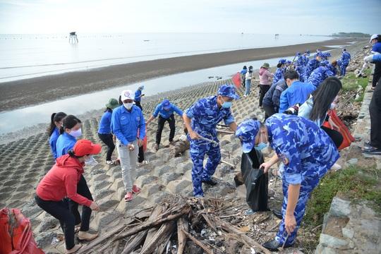 Cảnh sát biển tổ chức nhiều hoạt động ở Tiền Giang - Ảnh 10.