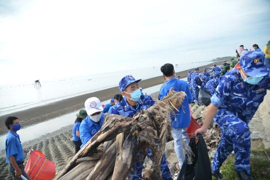 Cảnh sát biển tổ chức nhiều hoạt động ở Tiền Giang - Ảnh 11.
