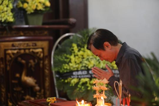 Xúc động tiễn đưa nhà thơ Hoàng Nhuận Cầm - Ảnh 14.