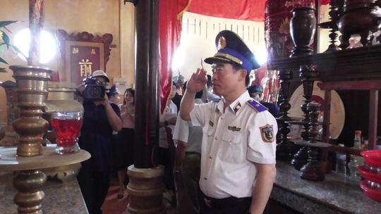 Cảnh sát biển tổ chức nhiều hoạt động ở Tiền Giang - Ảnh 3.