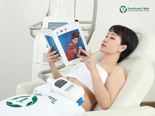 Tâm Beauty Clinic - Sự lựa chọn hàng đầu của dàn mỹ nhân Việt - Ảnh 2.