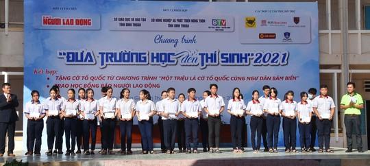 Đưa trường học đến thí sinh Bình Thuận: Tâm lý học có phải là ngành khua môi múa mép? - Ảnh 10.