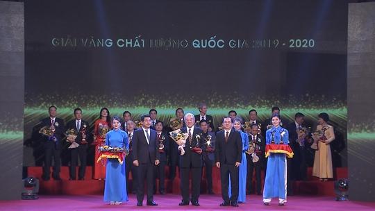 Acecook Việt Nam đạt giải vàng Giải thưởng Chất lượng Quốc gia 2020 - Ảnh 1.