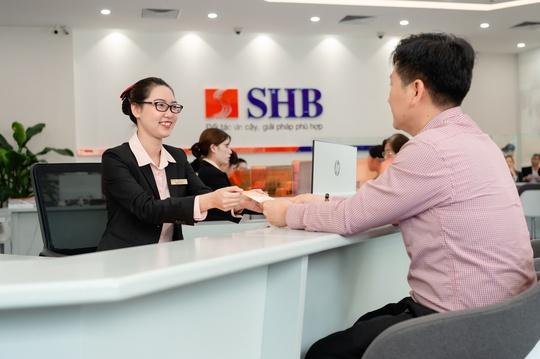 Ngày 7-5, SHB chốt danh sách cổ đông để chi trả cổ tức năm 2019 - Ảnh 1.