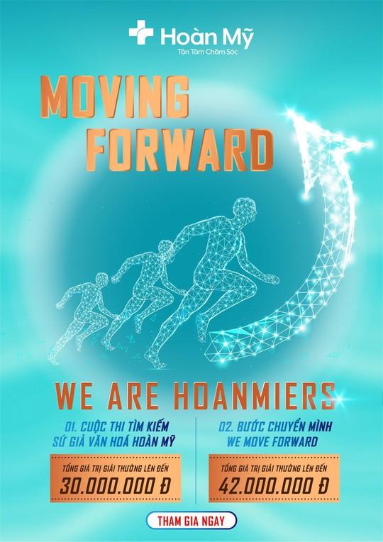 Tổ chức thành công cuộc thi Rap Bước chuyển mình - We Move Forward - Ảnh 1.