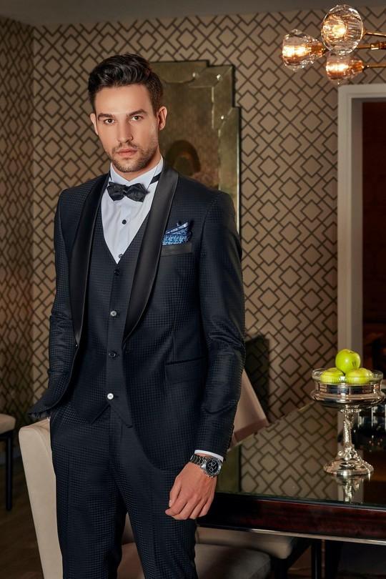 Bộ suit - bộ giáp lịch lãm dành cho các quý ông - Ảnh 2.
