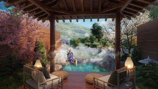 4 lý do giới tinh hoa mê đắm biệt thự khoáng nóng Yoko Villas - Ảnh 1.
