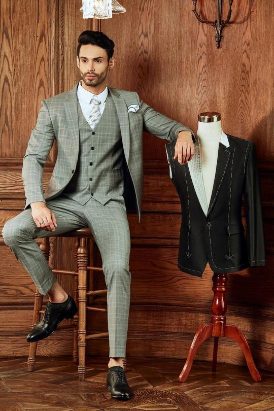 Bộ suit - bộ giáp lịch lãm dành cho các quý ông - Ảnh 3.