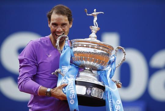 Rafael Nadal thêm động lực chinh phục Roland Garros - Ảnh 1.