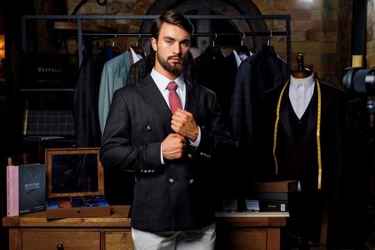 Vercelli Collection - Bộ Sưu Suit phong cách Italia chuẩn mực. - Ảnh 3.