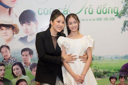 """Lê Phương tái xuất màn ảnh sau 2 năm làm """"mẹ bỉm"""" - Ảnh 1."""