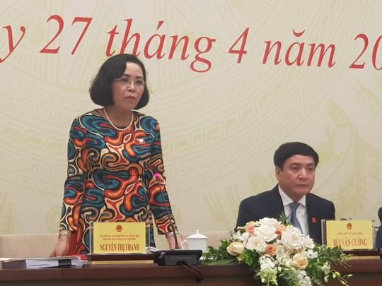 Có văn bản tuyệt mật Bộ Công an về ứng viên đại biểu Quốc hội Nguyễn Quang Tuấn - Ảnh 1.