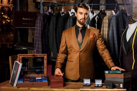 Vercelli Collection - Bộ Sưu Suit phong cách Italia chuẩn mực. - Ảnh 5.