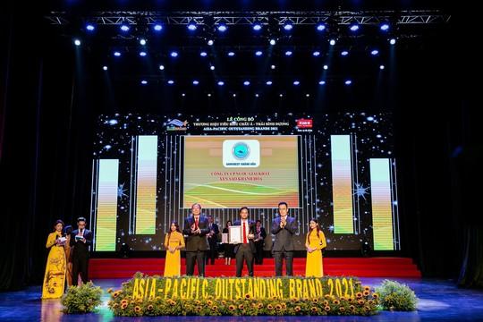 Sanvinest Khánh Hòa được tôn vinh Giải Vàng Chất lượng Quốc gia - Ảnh 3.