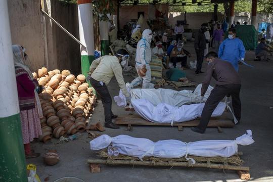 Mỹ chia sẻ 60 triệu liều vắc-xin, chung tay Nga giải cứu Ấn Độ - Ảnh 1.