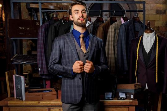 Vercelli Collection - Bộ Sưu Suit phong cách Italia chuẩn mực. - Ảnh 1.