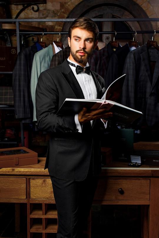 Vercelli Collection - Bộ Sưu Suit phong cách Italia chuẩn mực. - Ảnh 2.