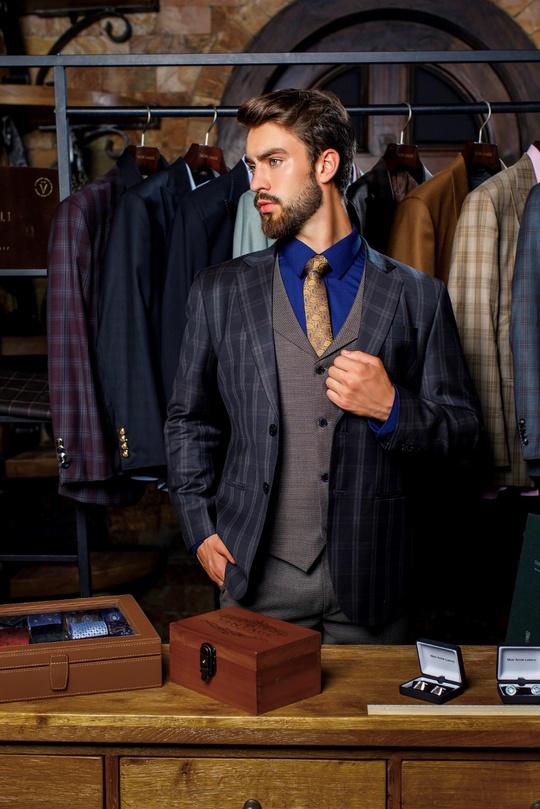 Vercelli Collection - Bộ Sưu Suit phong cách Italia chuẩn mực. - Ảnh 4.
