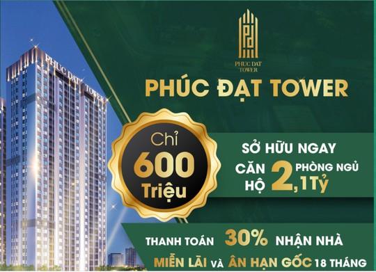 Sở hữu căn hộ Phạm Văn Đồng chỉ từ 600 triệu VNĐ - Ảnh 3.