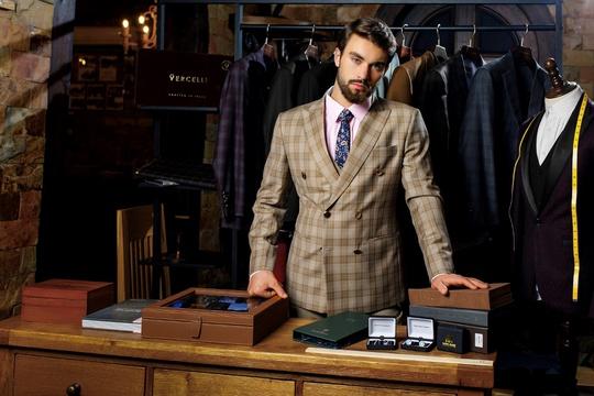 Vercelli Collection - Bộ Sưu Suit phong cách Italia chuẩn mực. - Ảnh 7.
