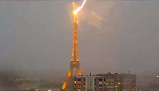 10 giai thoại ít người biết về tháp Eiffel - Ảnh 4.