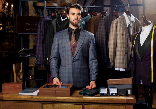 Vercelli Collection - Bộ Sưu Suit phong cách Italia chuẩn mực. - Ảnh 9.