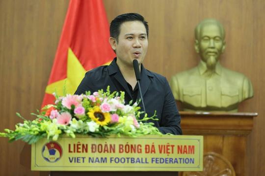 Asanzo của ông Phạm Văn Tam tài trợ chính Giải bóng đá hạng Nhì Quốc gia 2021 - Ảnh 6.