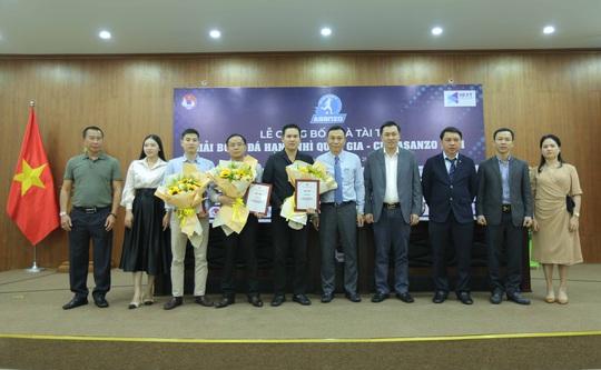 Asanzo của ông Phạm Văn Tam tài trợ chính Giải bóng đá hạng Nhì Quốc gia 2021 - Ảnh 8.