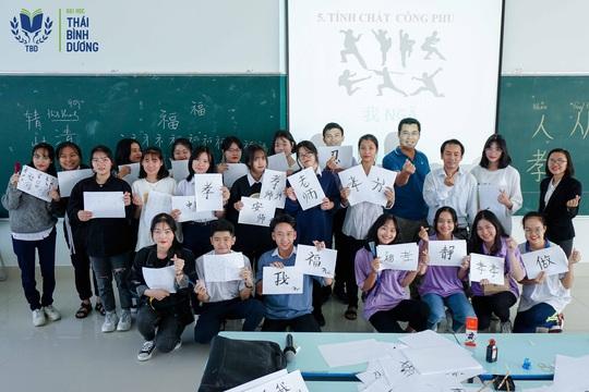 Ngành Trung Quốc học ĐH Thái Bình Dương: Học từ trải nghiệm để có việc làm lương cao - Ảnh 3.