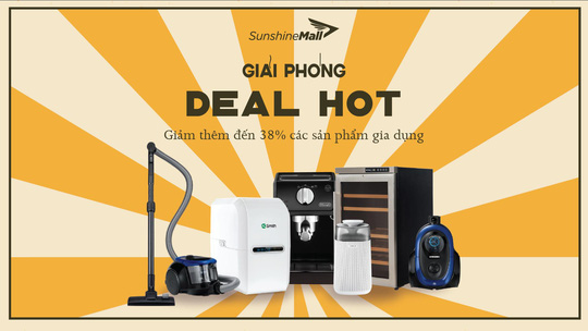 Mừng đại lễ, Sunshine Mall tung deal khủng, cơ hội nhận ưu đãi hơn 10 triệu đồng - Ảnh 2.